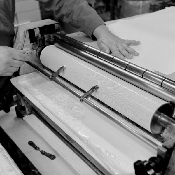 centro de producción gráfica en Barcelona