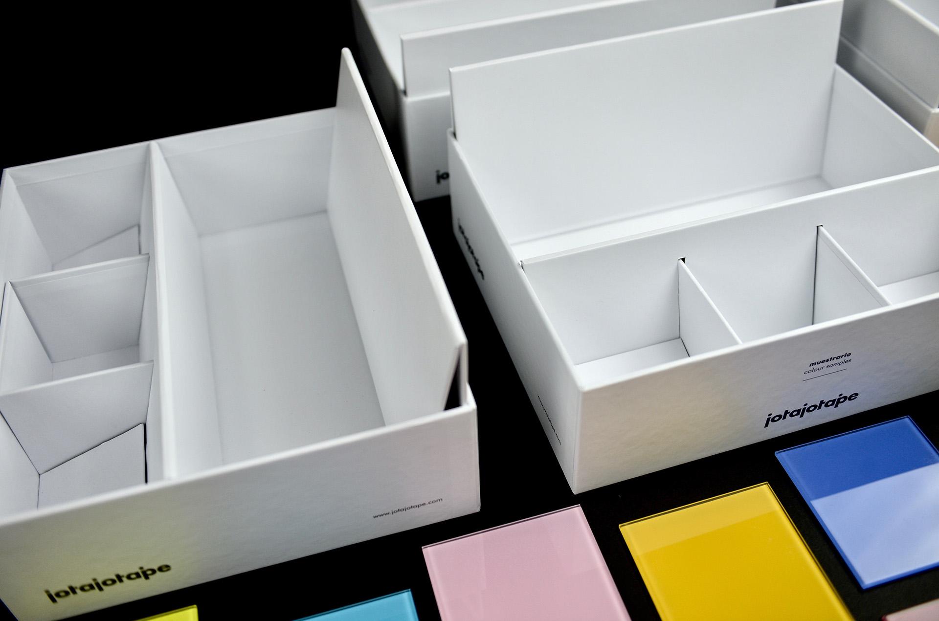 diseño cajas bigrís a medida
