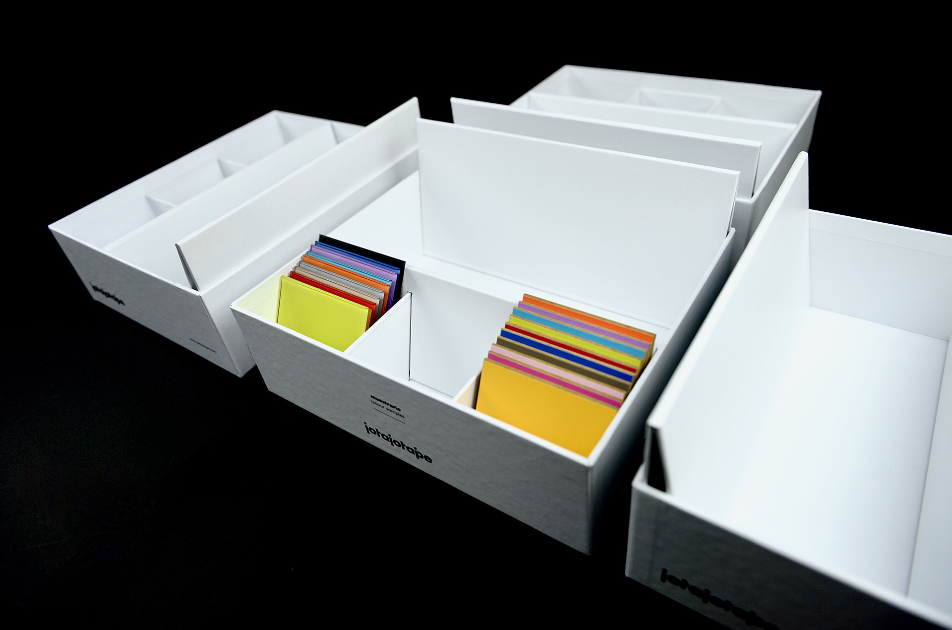 diseño cajas bigrís especiales